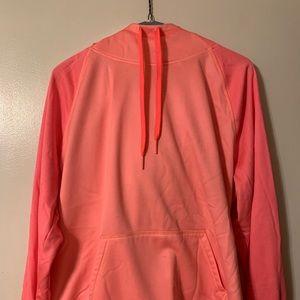 Pink Danskin hoodie